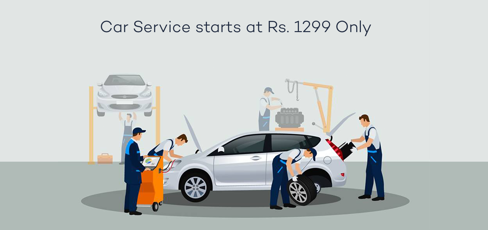 Best General Car Service Car Repair In Delhi Gurgaon Noida