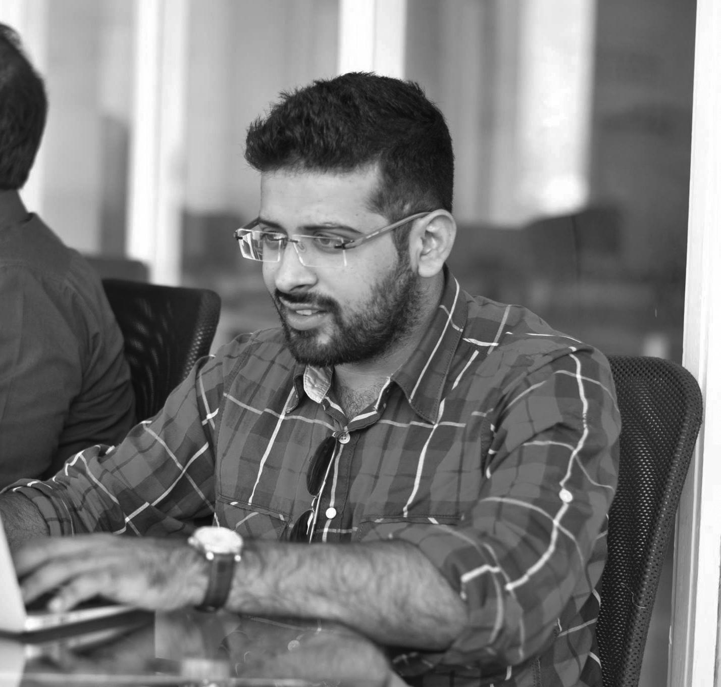 GoMechanic Founder Amit Bhasin