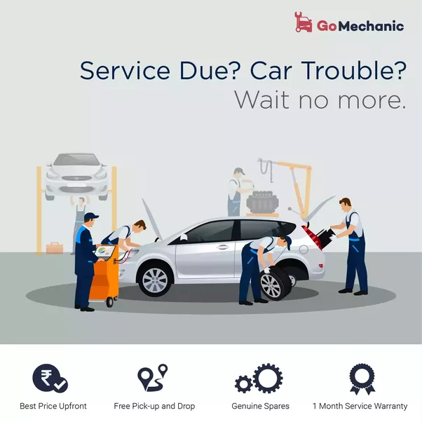 GoMechanic-Your Trusted Car Care Partner
