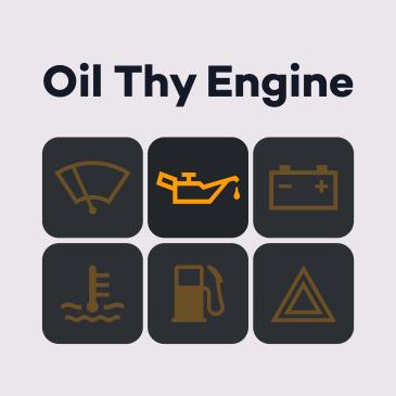 Oil Thy Engine