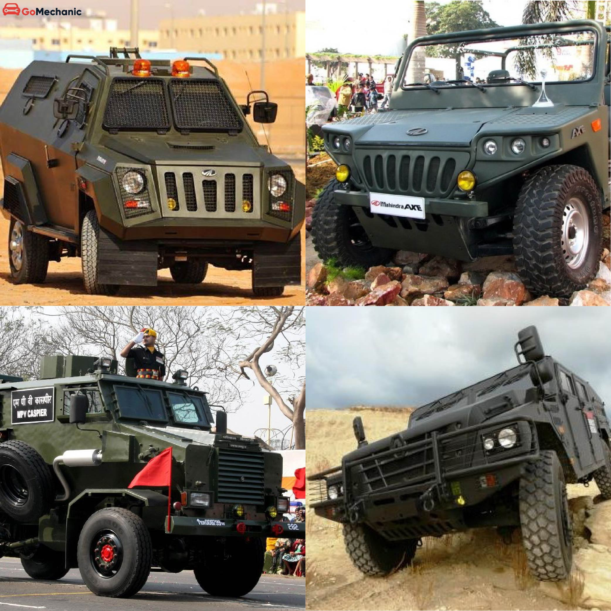 Indian Army Vehicles Combat Ready