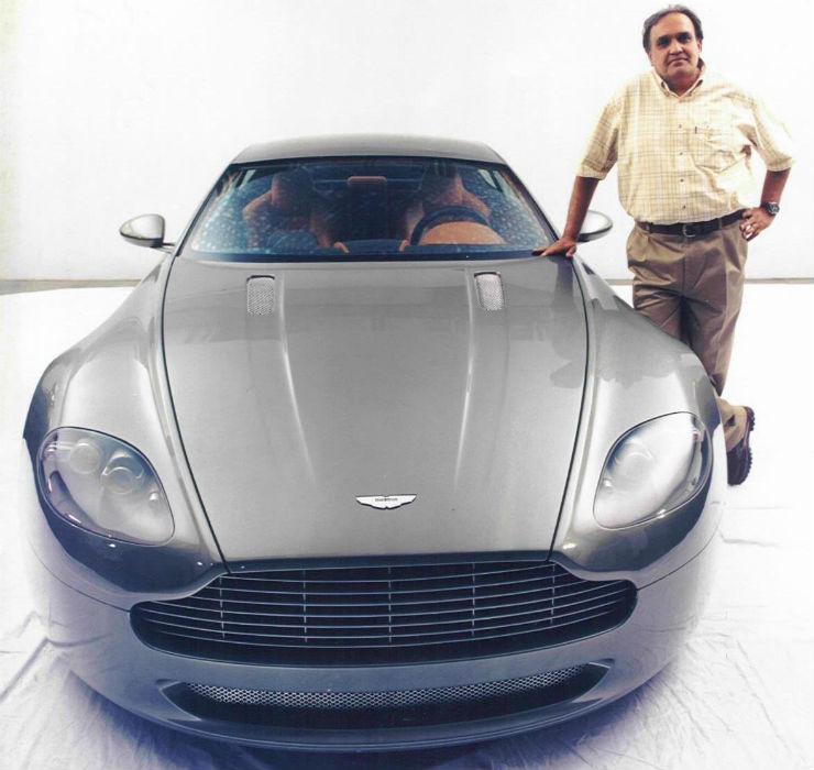Dilip Chhabria Dc His 7 Super Cool Cars