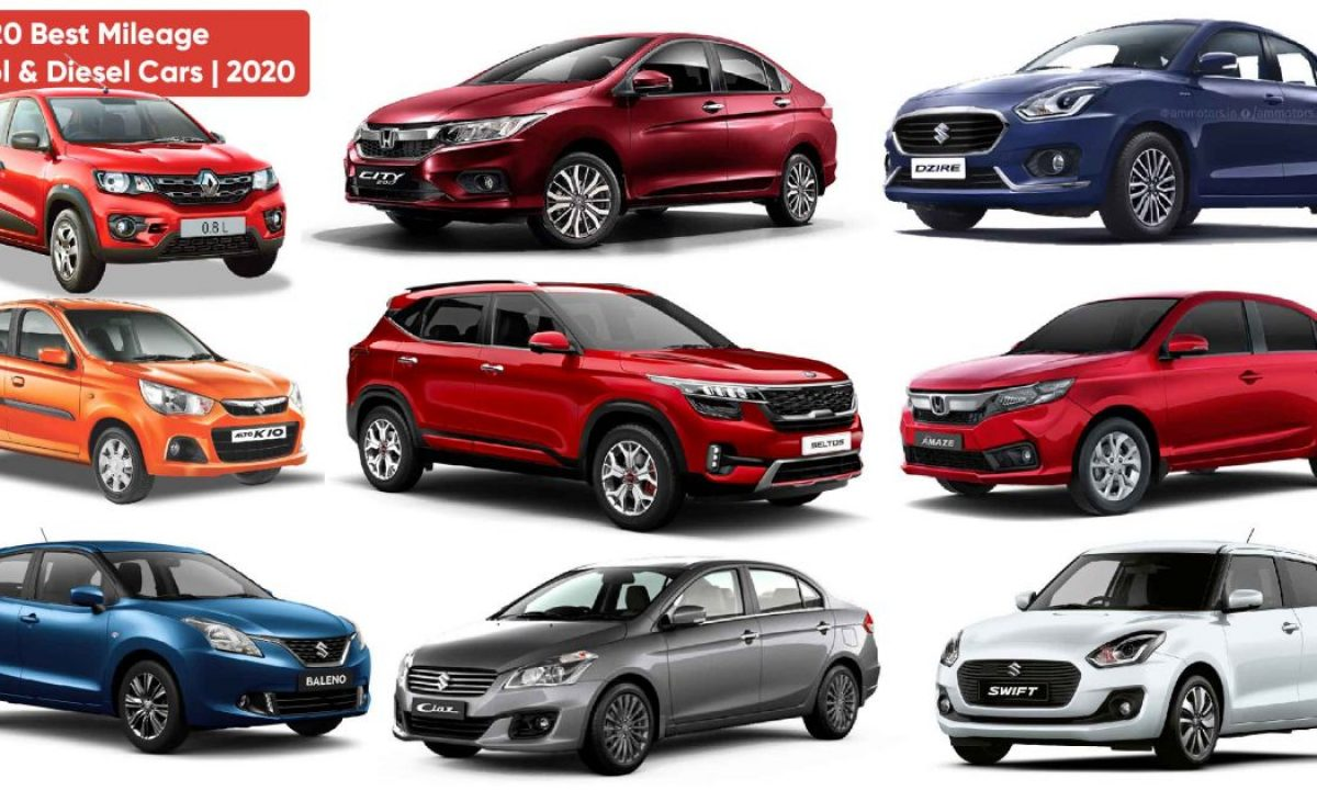 The 20 Best Mileage Cars Fuel Efficient Cars Of 2020 Petrol And Diesel