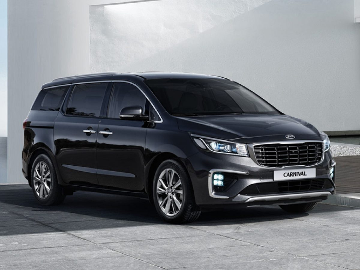 Kia Carnival - 1,100 Units Sold In India In March 2020