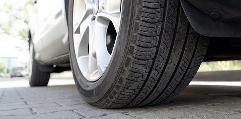 Tyre Condition affects the fuel mileage
