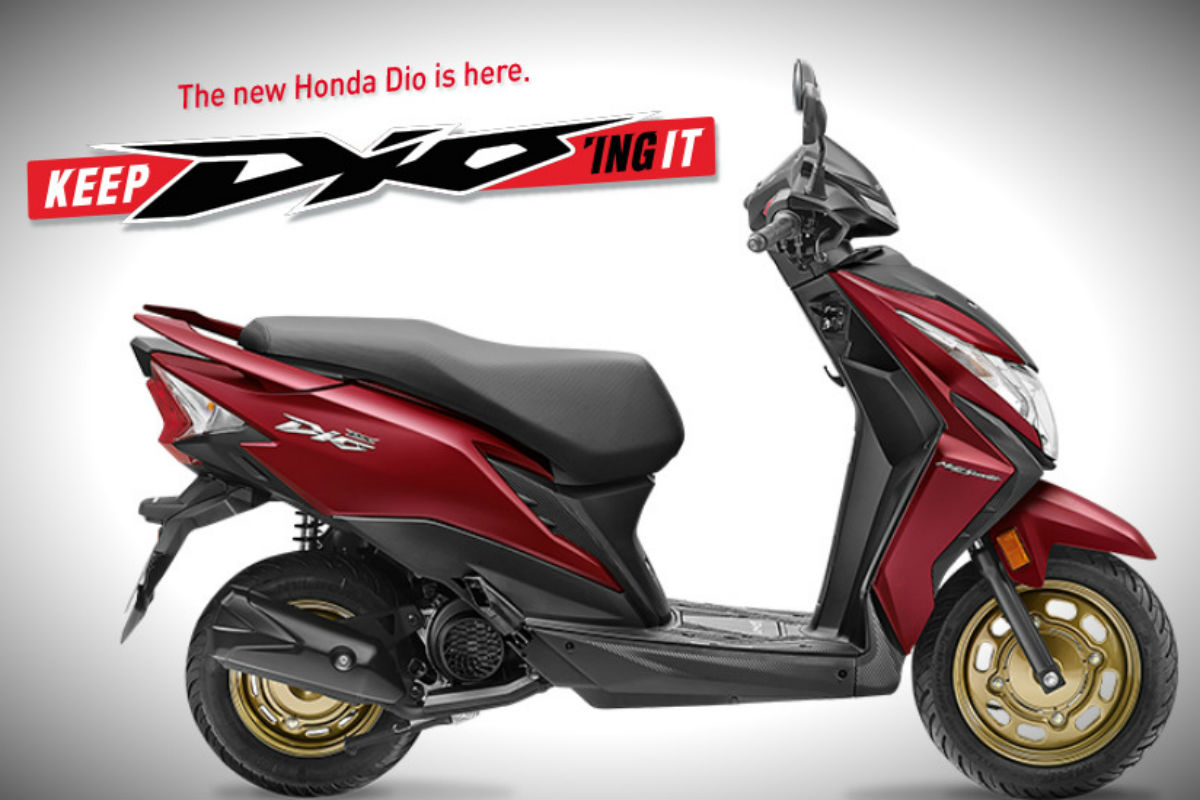 Honda Dio Bs6 Launched Price And Design Upgrades Here