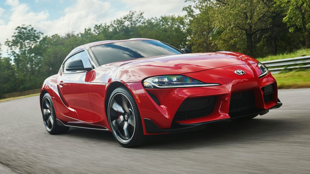 Toyota Might Just Launch The Supra In India Supra Gr Maybe