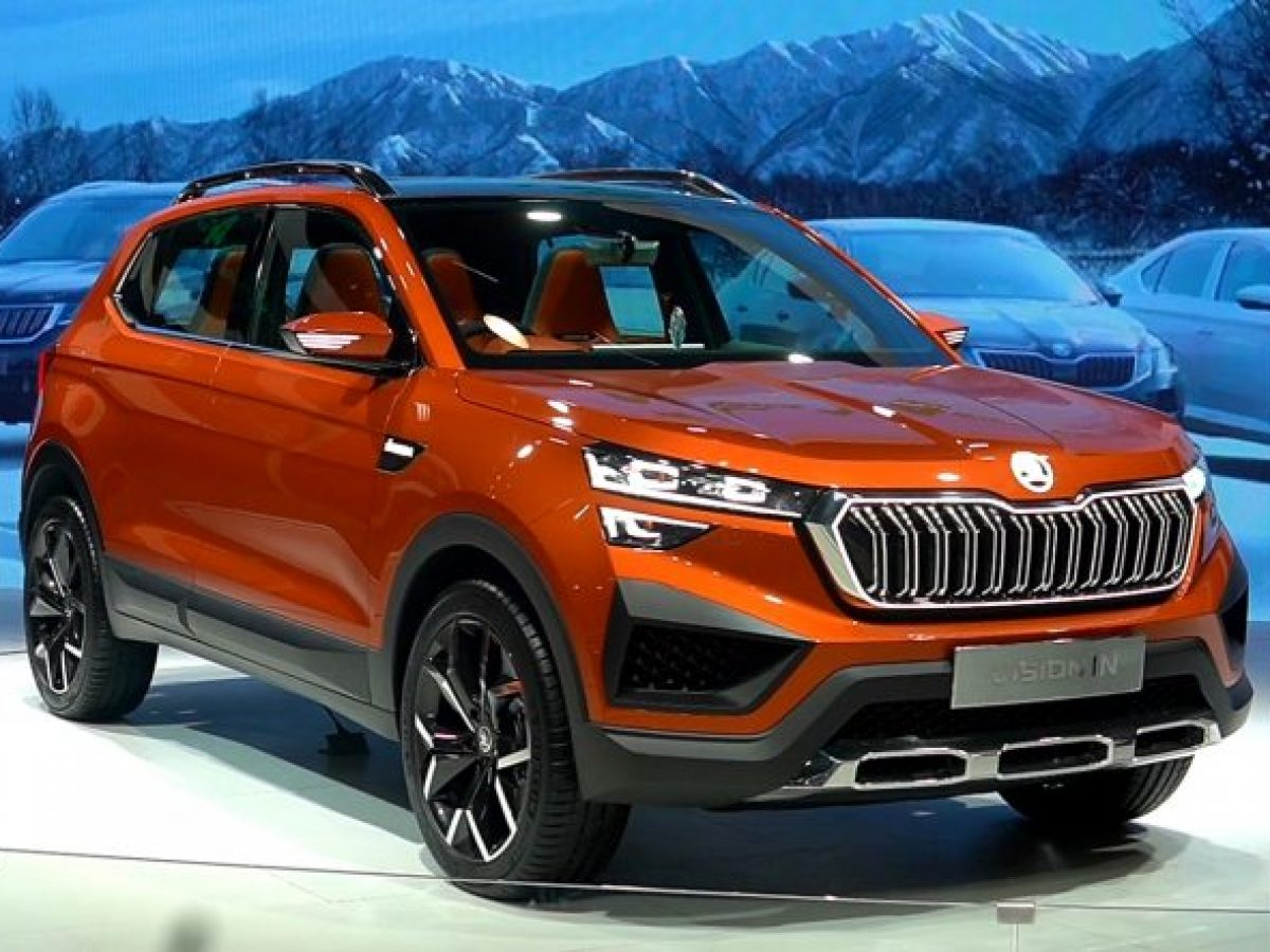 Skoda Vision IN (Kosmiq)- New Details REVEALED