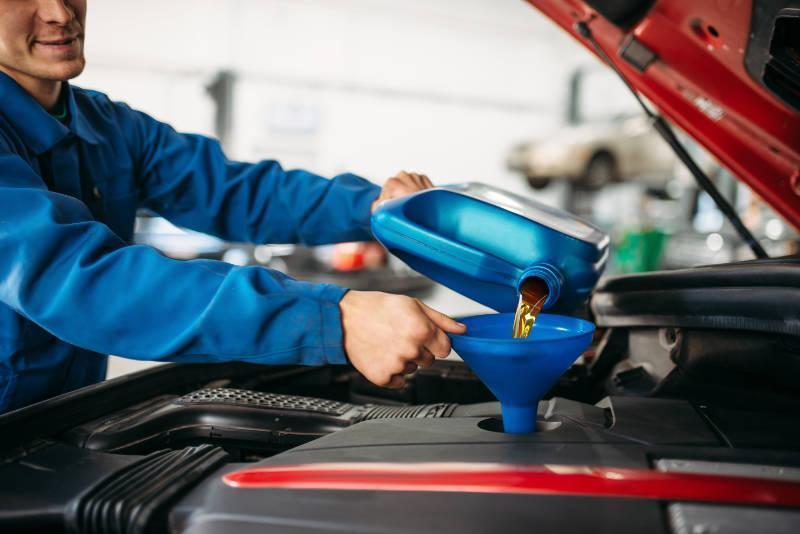 Regular servicing helps avoid low fuel mileage
