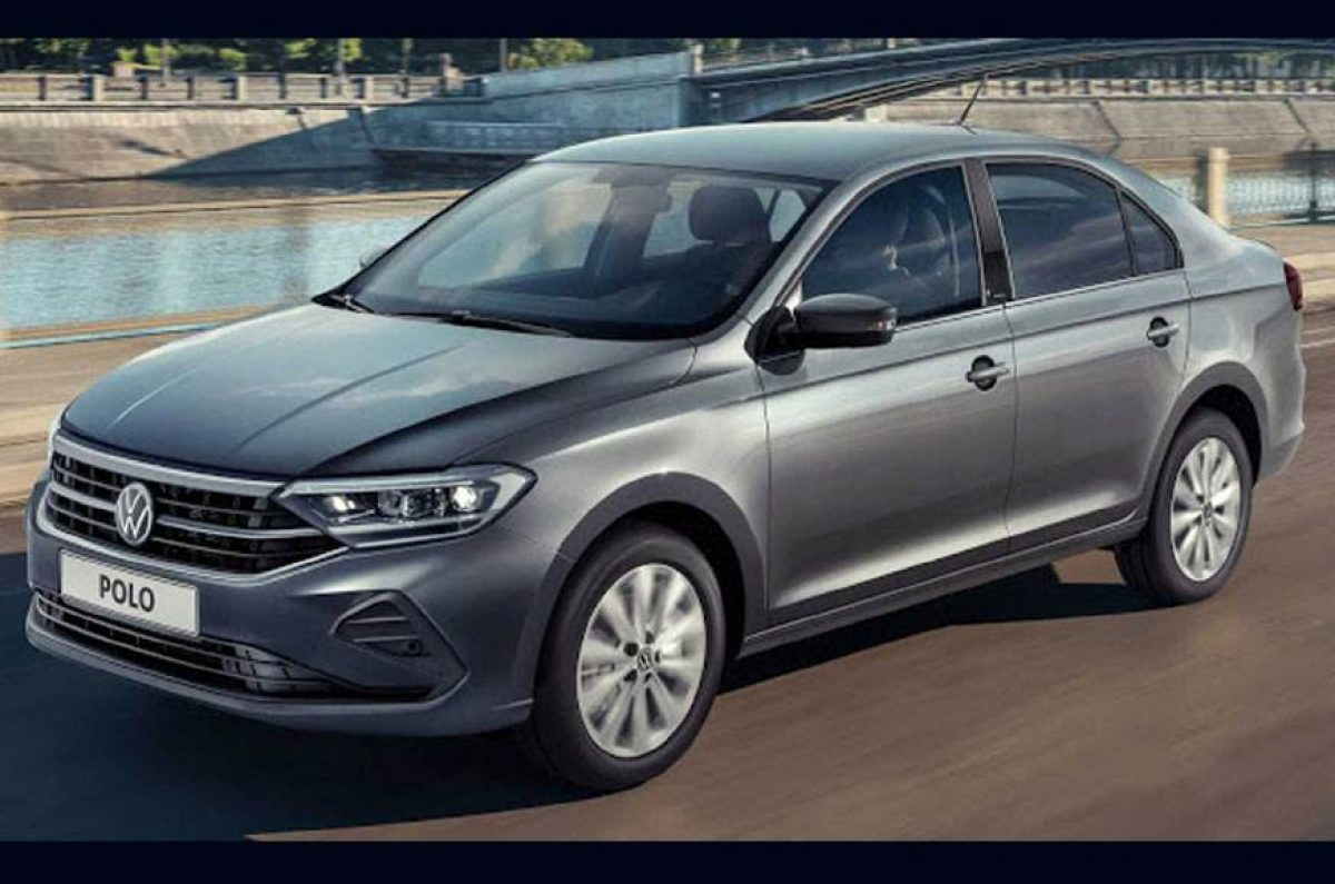 Volkswagen Polo Sedan Vento Revealed India Launch Planned