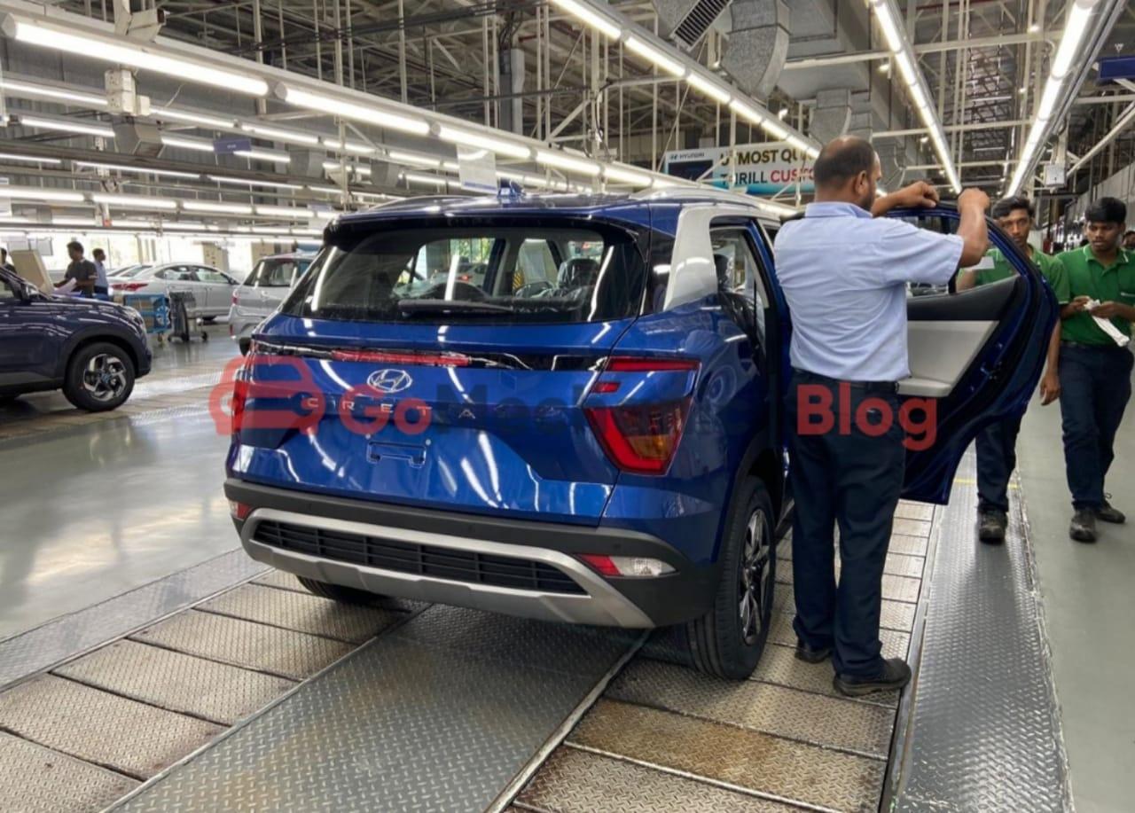 2020 Hyundai Creta A Peek Inside The Cabin