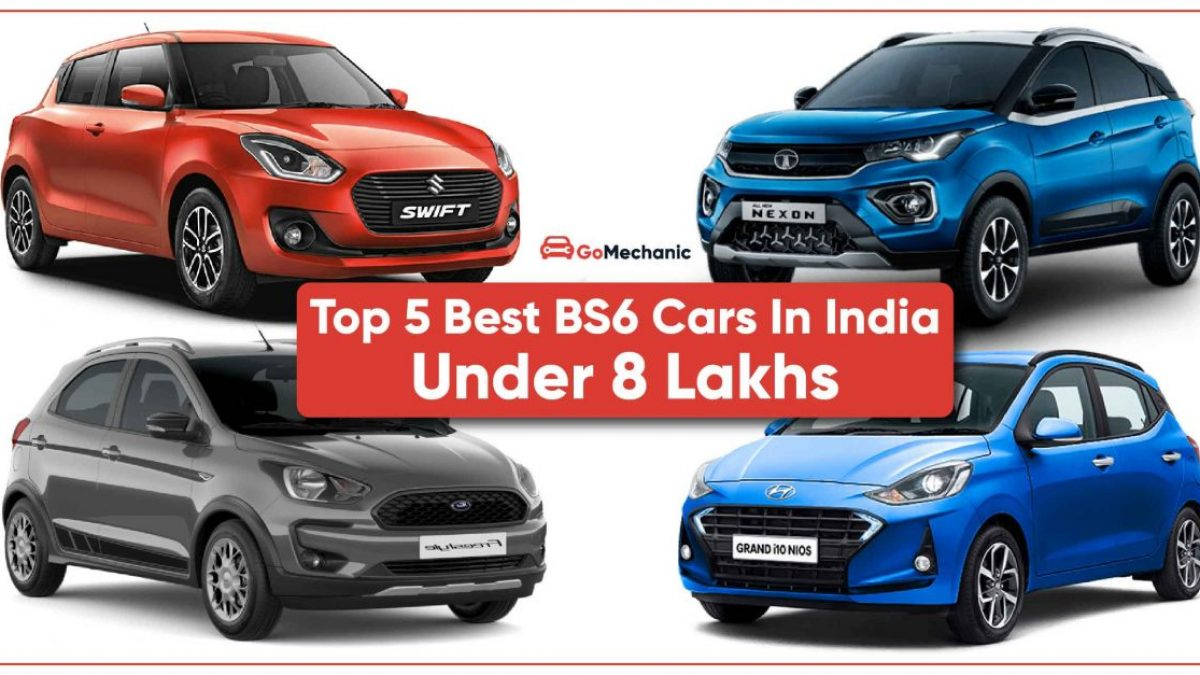Top 5 Best Cars Under 8 Lakh To Look Out For Tata Nexon To Swift Dzire