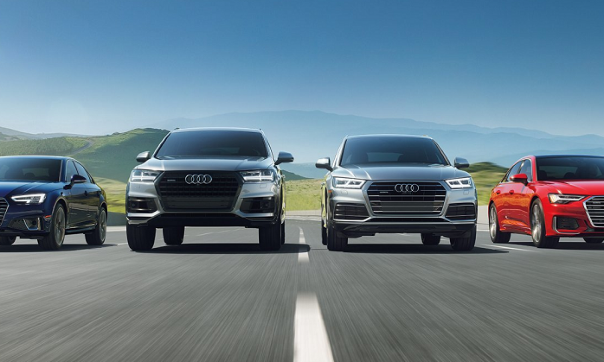 Audi India limits its line-up for customers to only 3 models for 2020