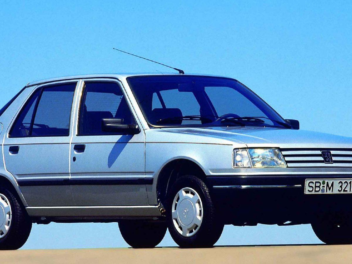 Pal Peugeot 309 Only 1000 Were Built