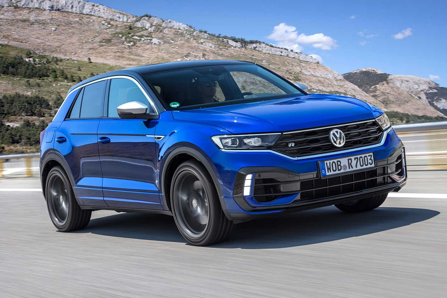 Volkswagen T Roc R To Launch In India By Early 2021