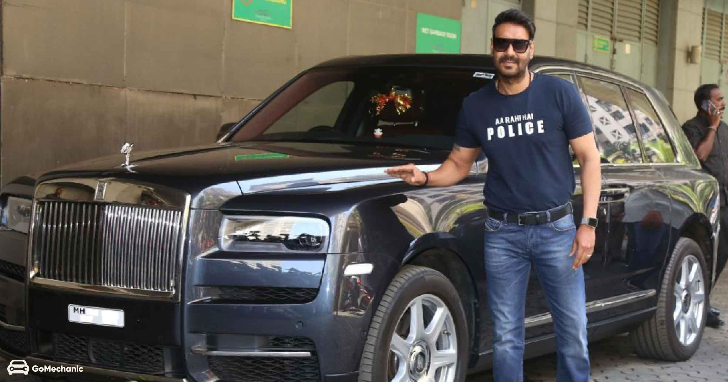 Ajay Devgn & His Cars | The Singham Car Collection