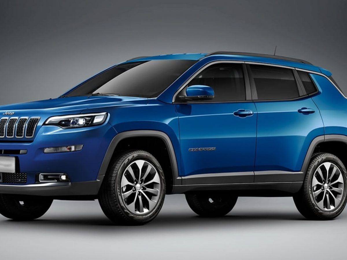 India Bound Jeep Compass Facelift Fresh Details Emerge From Brazil