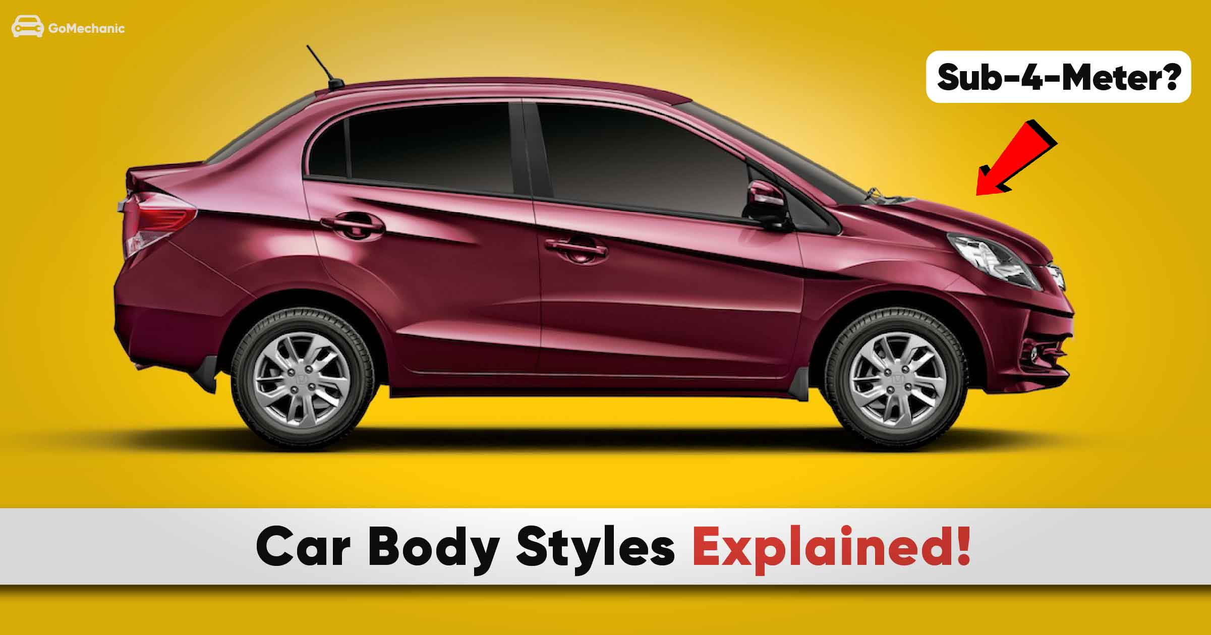 The Different Styles Of Car Body Types Explained
