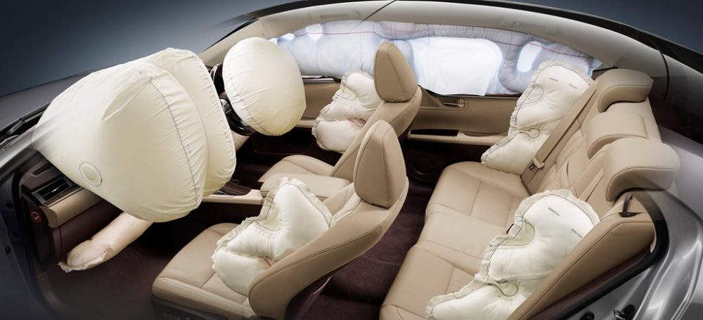 The History Behind Airbags In Modern Cars