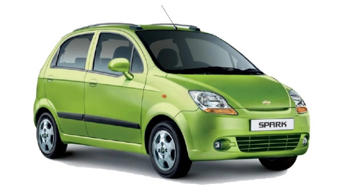 Remembering The Chevrolet Spark The Matiz S Second Innings In India