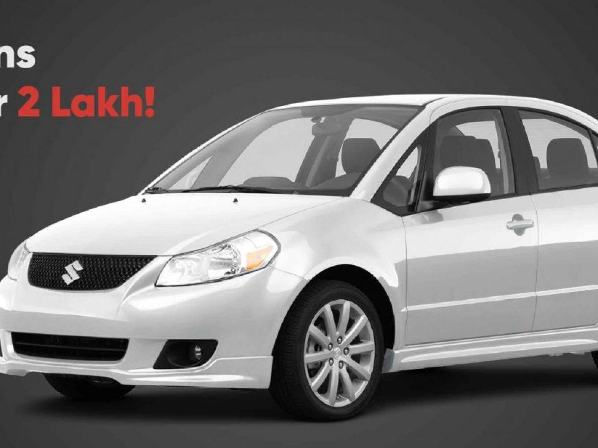 10 Best Used Cars Under 2lakhs Sedan Edition