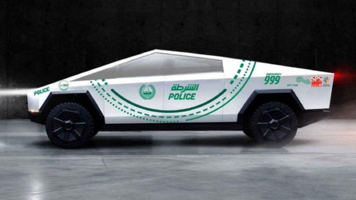 Dubai Police And Their Cars The Insane Police Car Collection