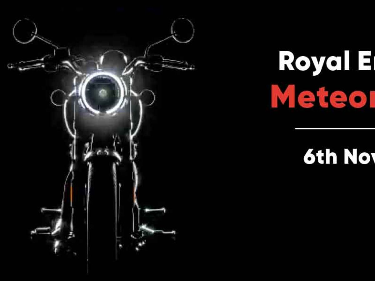 Royal Enfield Meteor 350 Official Launch Date Revealed